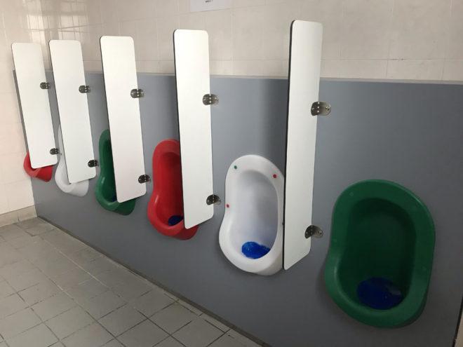 urinoirs sans eau publics